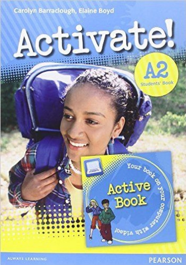 Activate! A2 Students' Book and Active Book