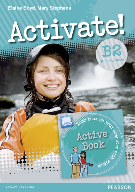 Activate! B2 Student's Book and Active Book Pack (CD)