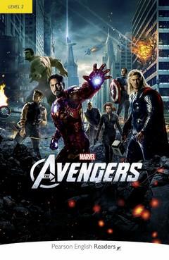 Marvel Avengers Bk/MP3 CD