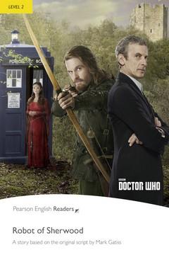 Dr.Who Robot of Sherwood Bk/MP3 CD