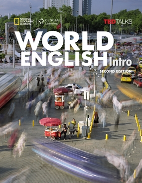 World English 2Ed Intro Student Book with Online Workbook