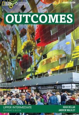 Outcomes Second Edition Upper-Intermediate Student's Book + Access Code + DVD