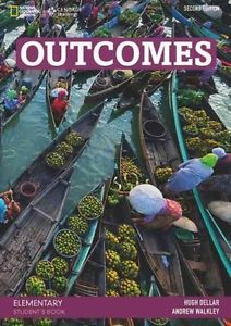 Outcomes Second Edition Elementary Student's Book + Access Code + DVD