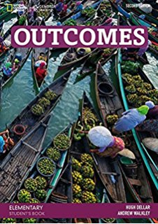Outcomes Second Edition Elementary Workbook + CD