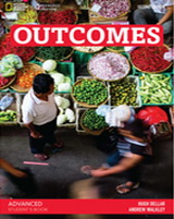 Outcomes Second Edition Advanced Workbook + CD