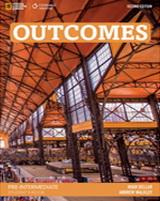 Outcomes Second Edition Pre-Intermediate Interactive White Board CD-ROM