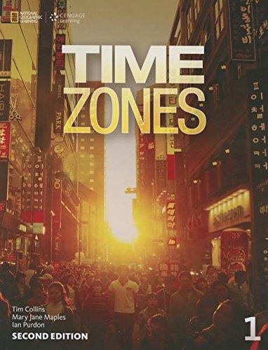 Time Zones 2Ed 1 SB