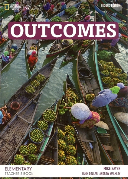 Outcomes Second Edition Elementary Teacher's Book + CD