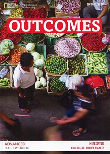 Outcomes Second Edition Advanced Teacher's Book +Class CD