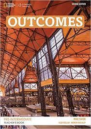 Outcomes Second Edition Pre-Intermediate Teacher's Book + Class CD