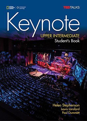 Keynote Upper Intermediate Student's Book + DVD-ROM