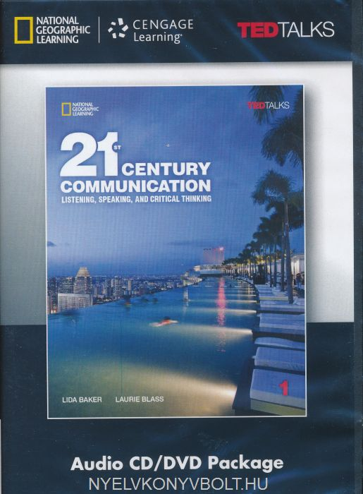 21st Century Communication DVD / Audio 1