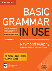 Basic Grammar in Use 4Ed  Student's Book with Answers and Interactive eBook: Self-study Reference an