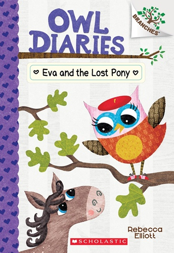 Owl Diaries: Eva and the Lost Pony