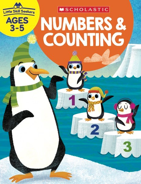 Little Skill Seekers: Numbers and Counting