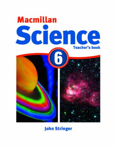 Science 6 Teacher's Book with eBook