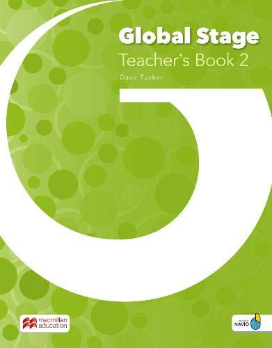 Global Stage Level 2 Teacher's Book with Navio App