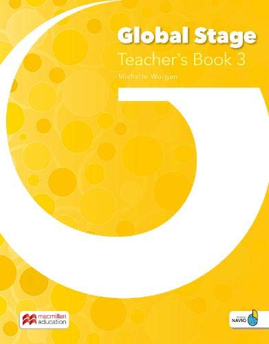 Global Stage Level 3 Teacher's Book with Navio App
