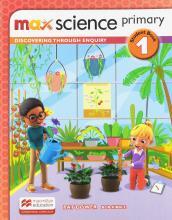 Max Science Grade 1 Student's Book