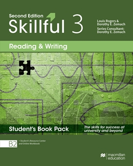 Skillful Second Edition Level 3 Reading and Writing Premium Student's Book Pack