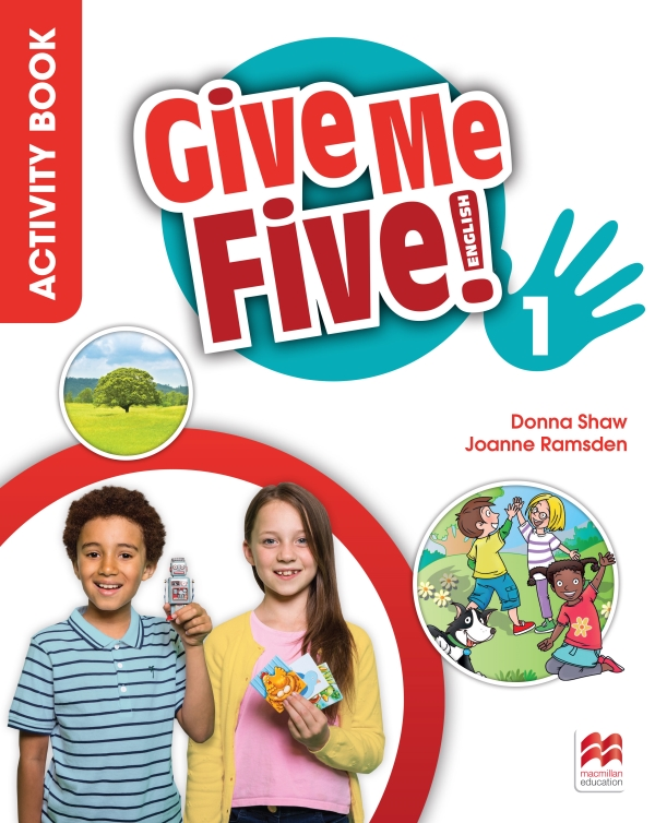 Give Me Five! Level 1 Activity Book