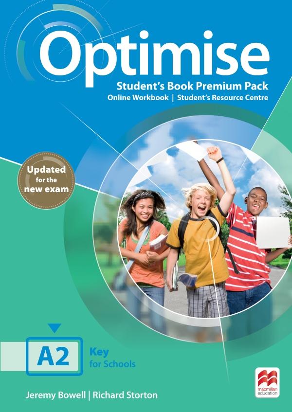 Optimise A2 SB Prem Pk - Updated Edition