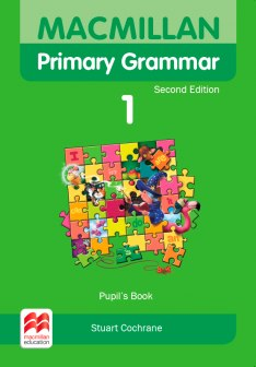 Mac Primary Grammar 2ED 1 SB + Webcode