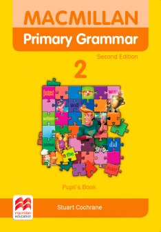 Mac Primary Grammar 2ED 2 SB  + Webcode
