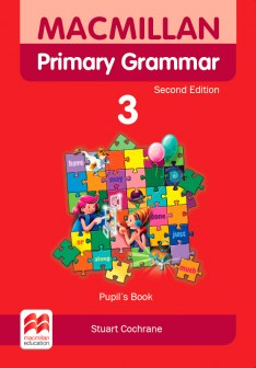 Mac Primary Grammar 2ED 3 SB + Webcode