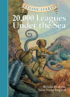 20,000 Leagues Under the Sea - retold