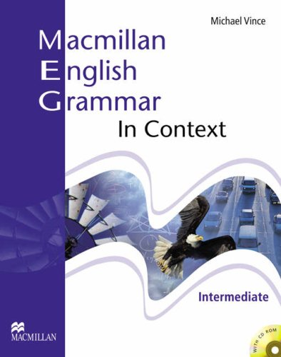 Macmillan English Grammar In Context Intermediate Student's Book Without Key + CD-ROM Pack