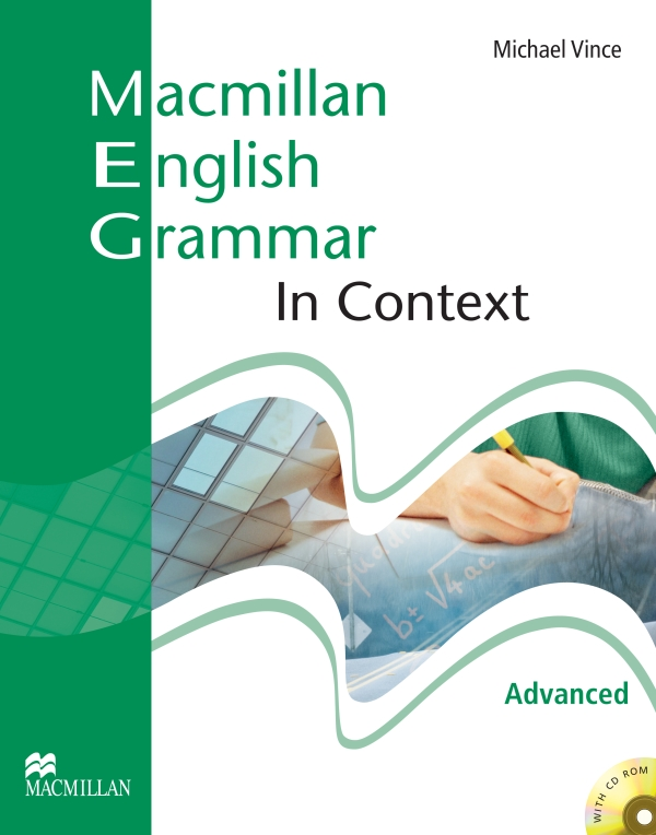 Macmillan English Grammar In Context Advanced Student's Book Without Key + CD-ROM Pack