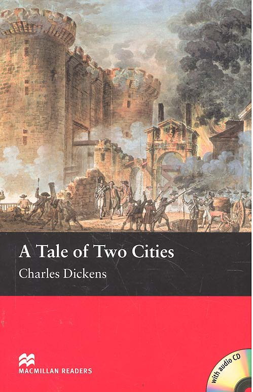 A Tale of Two Cities + Audio CD (Reader)