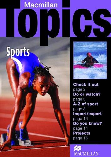 Macmillan Topics Beginner Plus Sports Reader