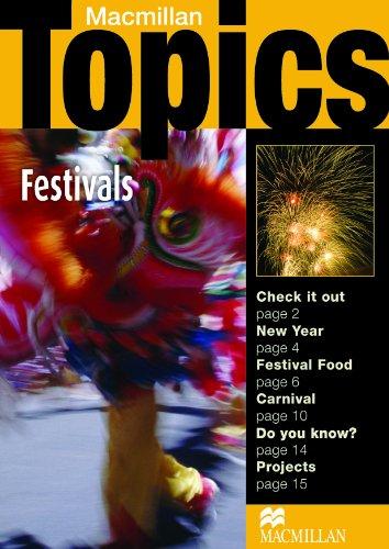 Macmillan Topics Elementary  Festivals Reader