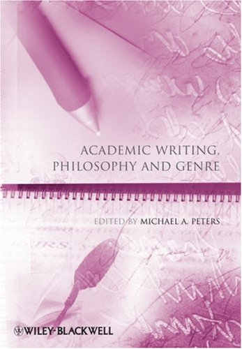 Academic Writing Philosophy and Genre