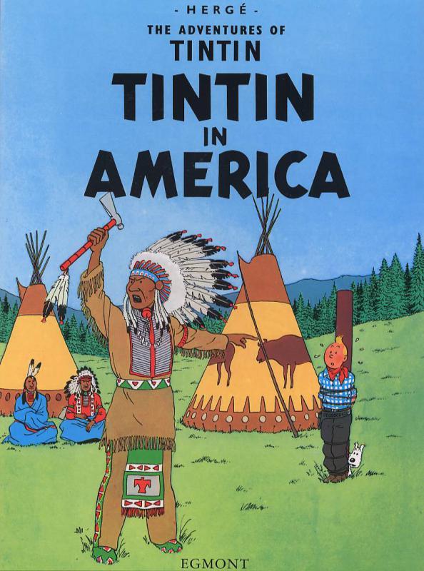 Adventures of Tintin: Tintin in America