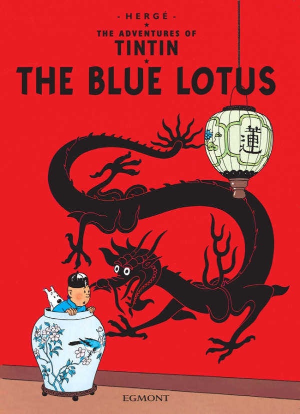 Adventures of Tintin: The Blue Lotus