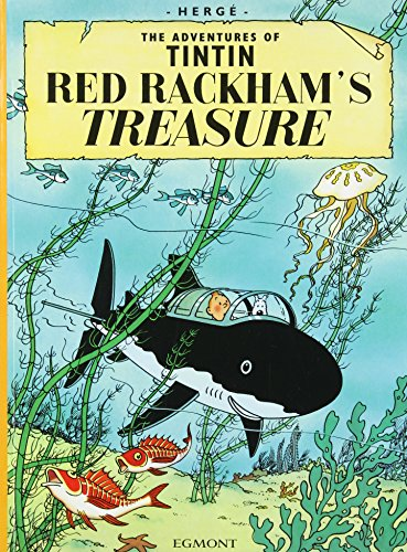 Adventures of Tintin: Red Rackham's Treasure