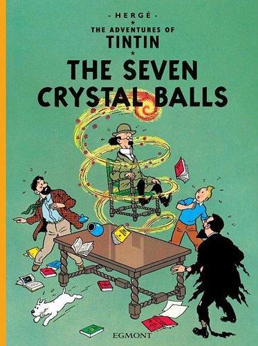 Adventures of Tintin: The Seven Crystal Balls