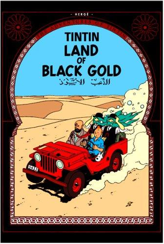 Adventures of Tintin: Land of Black Gold