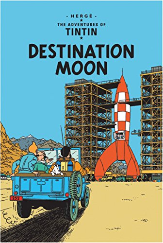 Adventures of Tintin: Destination Moon
