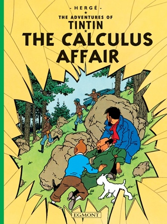 Adventures of Tintin: The Calculus Affair