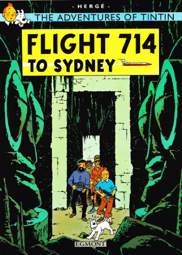 Adventures of Tintin: Flight 714 to Sydney