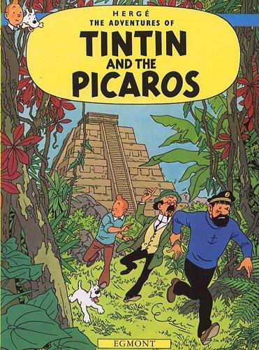 Adventures of Tintin: Tintin and the Picaros