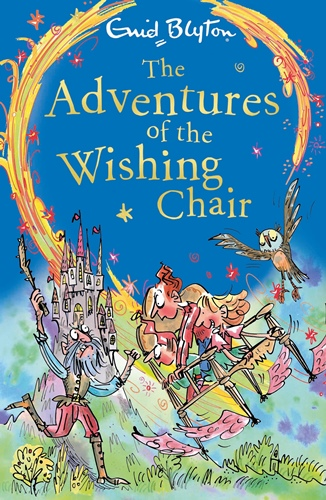 Adventures of the Wishing-Chair, the