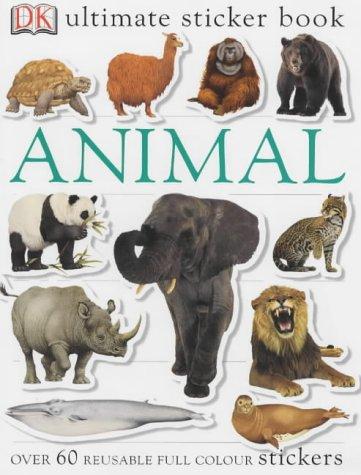 Animal Stkr book