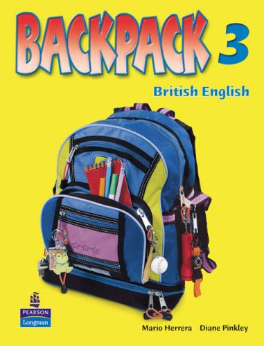 Backpack British English Level 3 Student's Book