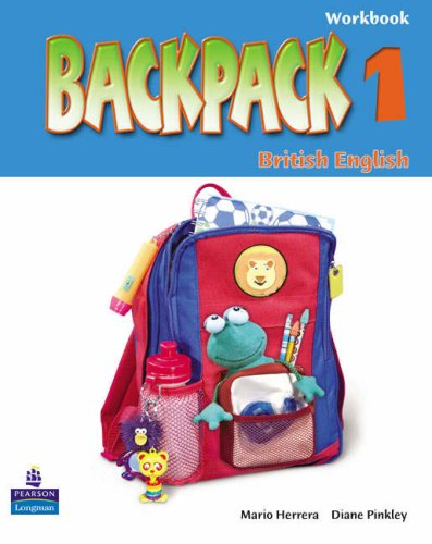 Backpack British English Level 1 Workbook