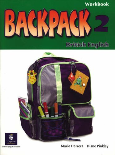 Backpack British English Level 2 Workbook